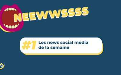 Veille social média #1